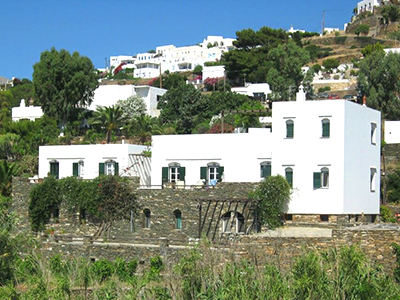 Apartments Apollon-Artemis-Areto, Apollonia, Sifnos