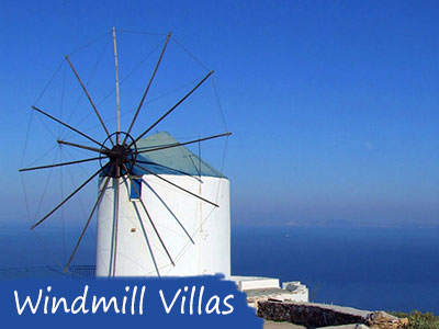 Windmill Villas, Artemonas, Sifnos