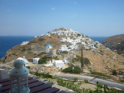 Agnanti and Agnanti traditional, Kastro, Sifnos