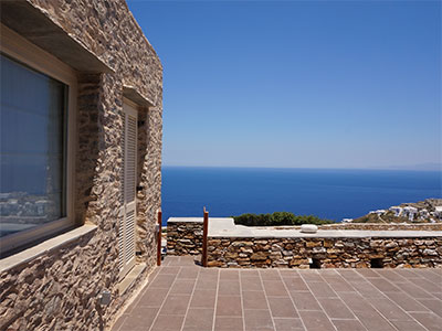 House constructions and sales - Davaris, Sifnos