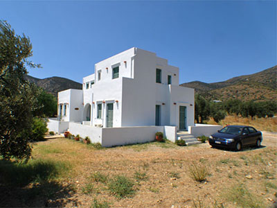 Plot with building for sale, Platis Gialos, Sifnos