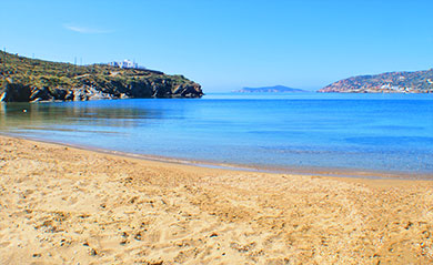 Beaches of Sifnos