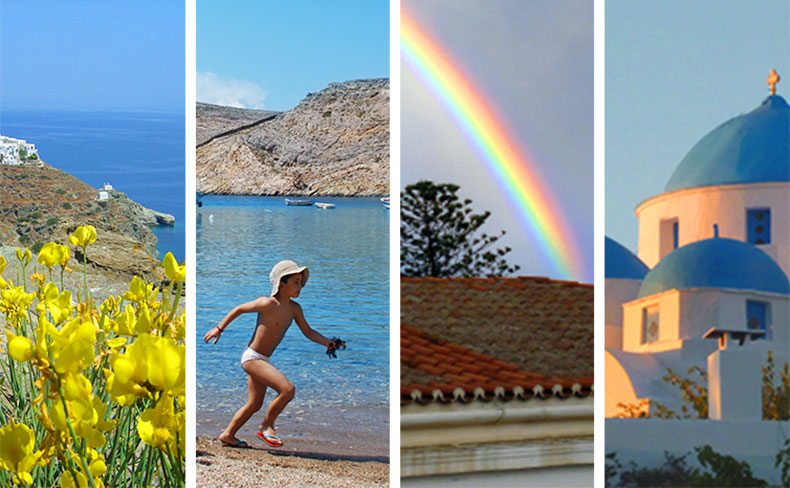 When to visit Sifnos. Seasons