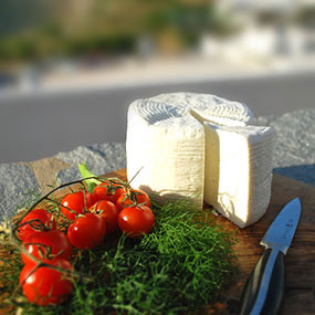 Cheeses from Sifnos