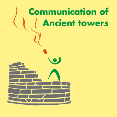 Revival of the ancient towers communication network in Sifnos