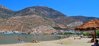 the beaches of Sifnos