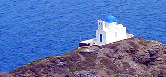 churches and monasteries of Sifnos