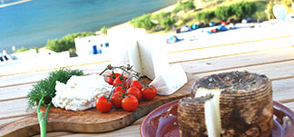 Local products of Sifnos