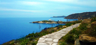 walk around Sifnos