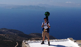 Browse digitally through the trails of Sifnos